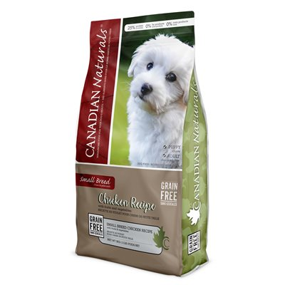 Canadian Naturals Value Series Dog Grain Free Small Breed Chicken 11LB