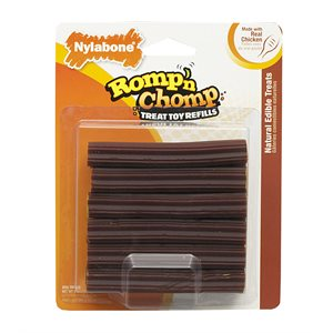 Nylabone Romp n Chomp Treat Refill 12 Count