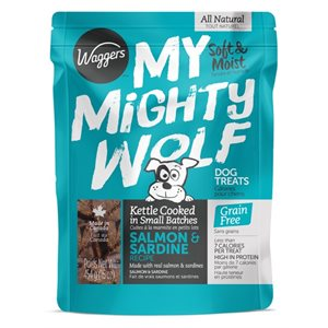 Waggers My Mighty Wolf Salmon 454g