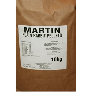Martin Mills Granulated Rabbit Food Pellets 10kg