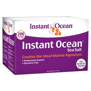 Spectrum Instant Ocean Sea Salt 200 Gallons