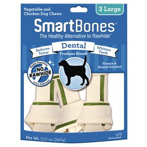 Spectrum Smart Bones Dental Large 3 Pack