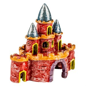 Spectrum GloFish Ornament Castle Small