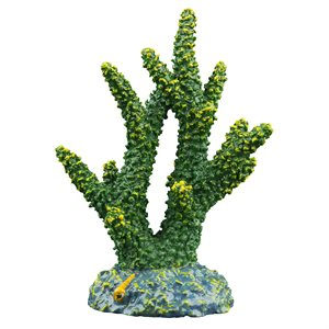 Spectrum GloFish Ornament Coral Green Staghorn