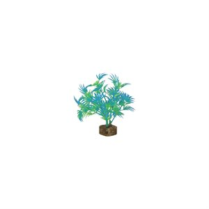 Spectrum GloFish Plant Small Green Blue