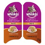 Whiskas Adult Cat Perfect Portions Turkey 24 / 75g