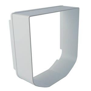 SureFlap Cat Flap Tunnel Extender White