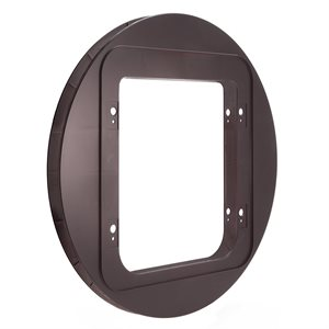 SureFlap Pet Door Mounting Adaptor Brown