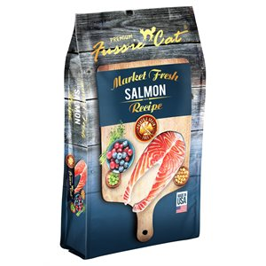 Fussie Cat Potato & Grain Free Salmon Formula Cat Food 4LB