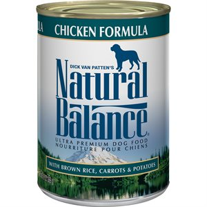 Natural Balance Dog Original Chicken Formula Cans 12 / 13oz