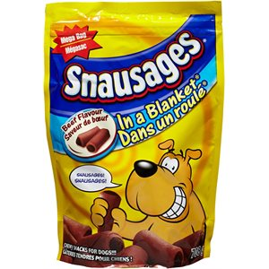Smuckers Snausages Beef in a Blanket Treats 6 / 709g