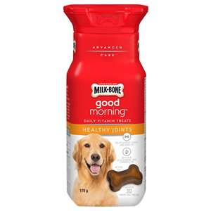 Smuckers Milk Bone Good Morning Healthy Joints 30 Pack 4 / 170g