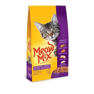 Smuckers Meow Mix Original Choice Dry Cat Food 12 / 2KG