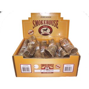"SmokeHouse Toobles 8-9"" 15ct"