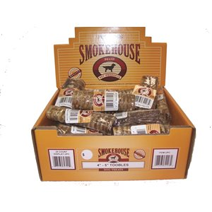 "SmokeHouse Toobles 4-5"" 25ct"