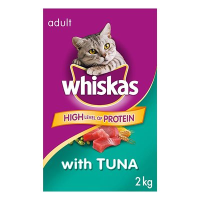 Whiskas Adult Cat Tuna 2KG