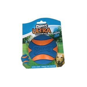 Chuck IT! Ultra Squeaker Ball Extra Large