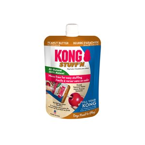 KONG Stuff'N All-Natural Peanut Butter 6oz