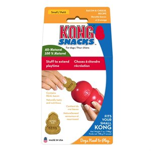 KONG Small Bacon & Cheese Snacks