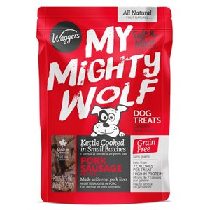 Waggers My Mighty Wolf 150g