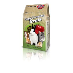 Martin Apple Dumpling Small Pet Treat 225gm