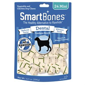 Spectrum Smart Bones Dental Mini 24 Pack