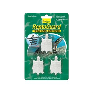 Spectrum Tetra ReptoGuard Water Conditioner 3 Blocks