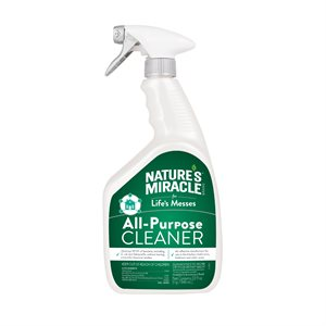 Spectrum Brands Nature's Miracle Nettoyant Tout Usage 32oz