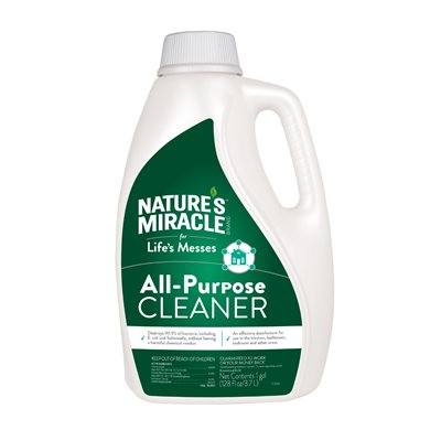 Spectrum Brands Nature's Miracle All Purpose Cleaner 128oz