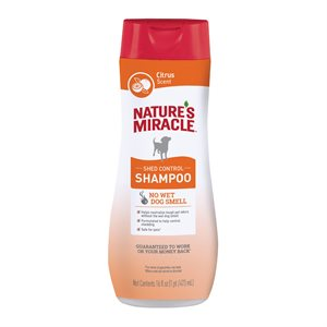 Spectrum Brands Nature's Miracle Odor Control Shed Control Shampoo 16oz