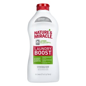 Spectrum Brands Nature's Miracle Laundry Boost 32oz