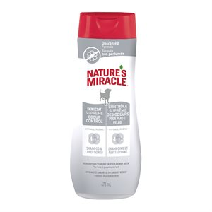 Spectrum Brands Nature's Miracle Odor Control Hypoallergenic Shampoo 16oz