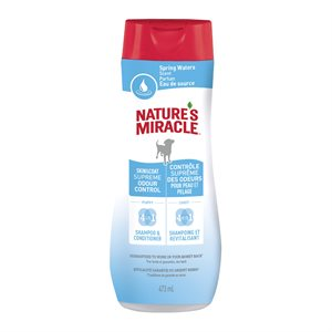 Spectrum Brands Nature's Miracle Odor Control Puppy Shampoo 16oz