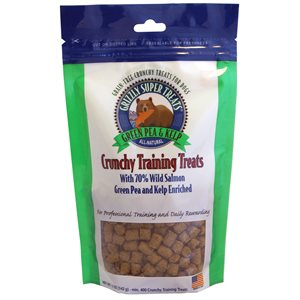 Grizzly Super Treats Peas & Kelp Dog 5oz