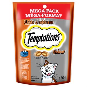 Temptations Indoor Cat Treats Tasty Chicken Flavor 130g