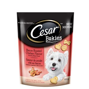 Cesar Adult Dog Bakies Bacon-Roasted Chicken 180g
