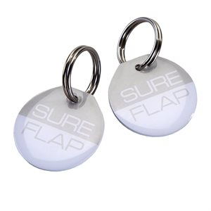 SureFlap Pet Collar Tags Pack of 2