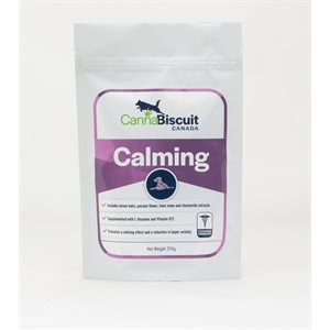 Cannabiscuit Neutraceutical Calming Supplement with L-Theanine & Vitamin B12 224g