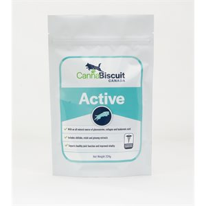 Cannabiscuit Neutraceutical Active Supplement with BiovaFlex 224g