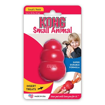 KONG pour Petits Animaux