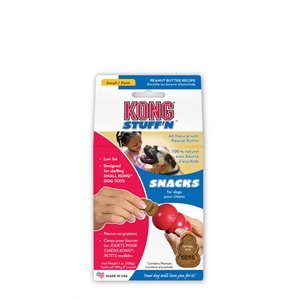 KONG Stuff'N Mini Peanut Butter Snacks
